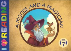 """Сказка """"A mouse and a magician"""". Story 7"""