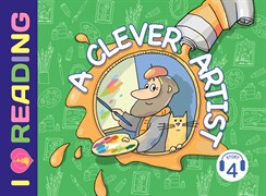 "Сказка ""A clever artist"". Story 4"