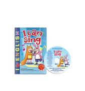 I CAN SING Musicals книга для ребенка + МР3
